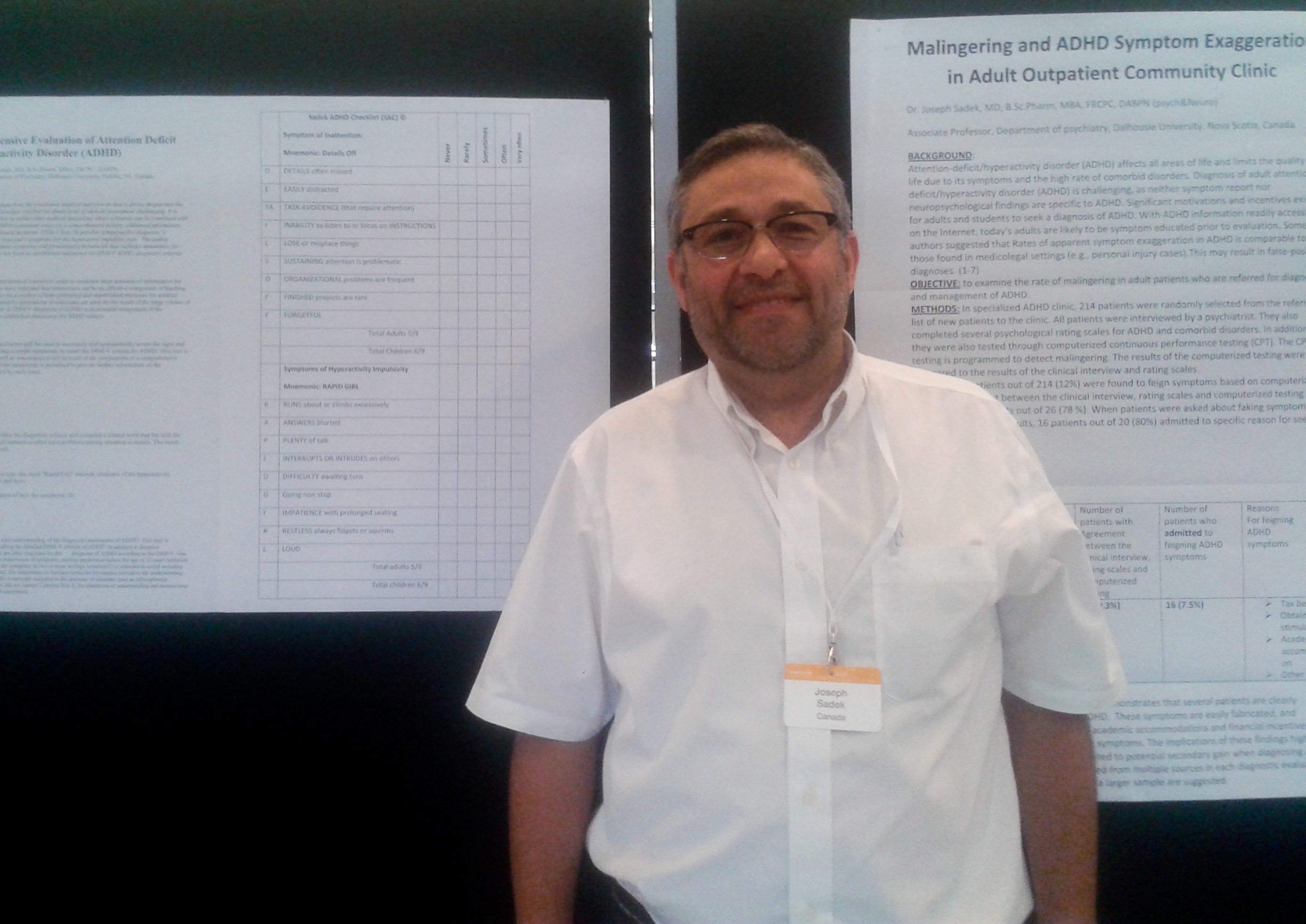 Presenting In Berlin ADHD conference